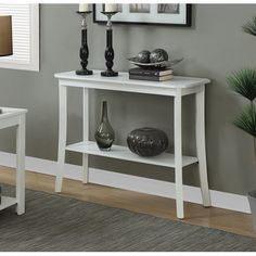 Found it at Wayfair - Designs2Go Console Table