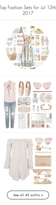 """""""Top Fashion Sets for Jul 12th, 2017"""" by polyvore ❤ liked on Polyvore featuring JADEtribe, Kate Spade, Turkish-T, Essie, Herbivore, NARS Cosmetics, Fuji, Polaroid, Mint Velvet and Linda Farrow"""