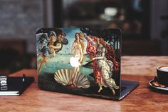 Birth Of Venus Skin MacBook Decal For Macbook Air by DesignLads