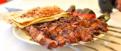 Ciğer Şiş Kebab