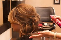 Fashion Hair updoo
