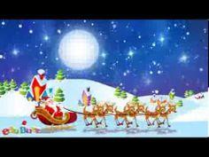 Jingle Bells Lyrics: Dashing through the snow, in a one-horse open sleigh. Bells on bobtails ring, making spirit. Finger Family, Kids Songs, Jingle Bells, Nursery Rhymes, Tinkerbell, Disney Characters, Fictional Characters, Preschool, Disney Princess