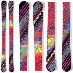 My new ski (nordica money)