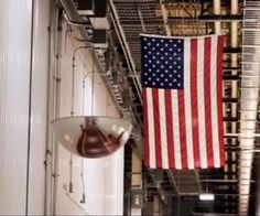"""#Repost @chuck_leslie  """"I pledge allegiance to the flag of the United States of America and to the republic for which it stands one nation under God indivisible with liberty and justice for all."""" inside the Harley Davidson Factory in York PA. #harleydavidson #freedom #starsandstripes #redwhiteandblue #ipledgeallegiance #pennsylvania #liberty"""