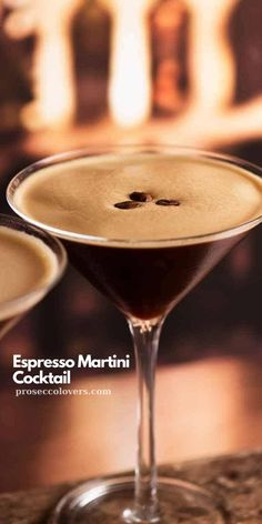 The Espresso Martini has just what you need: a jolt of caffeine made decadent with a creamy coffee liquor served up in a classy V-shaped glass, garnished with a few coffee beans. #Coffee #Espresso #Drinks #Cocktails #CocktailHour #CocktailoftheDay #Craftcocktails #Masterofmixes #Barista #Cocktaillover #DeliciousDrinks #Mixology #SummerDrinks #SummerCocktails #RefreshingDrinks Craft Cocktails, Summer Cocktails, Espresso Martini, Refreshing Drinks, Coffee Beans, Liquor, Cocktail Parties, Alcohol