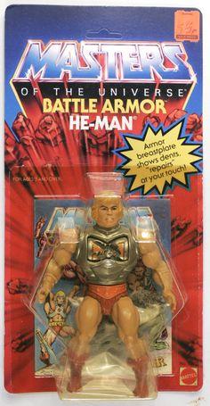 Battle Armor He-Man, Series 3