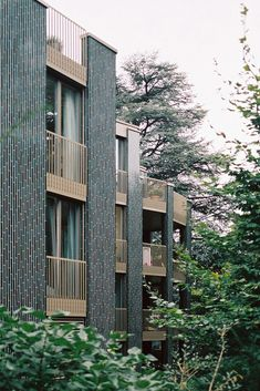 EMI Architekten > Steinwiesstrasse/Irisstrasse Housing, Zürich | HIC Arquitectura