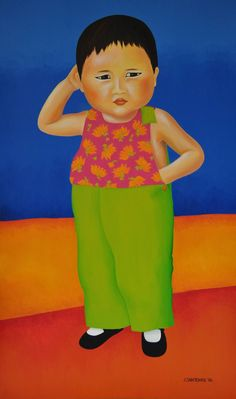 "Saatchi Art is pleased to offer the Art Print, ""The Anxious Child,"" by Jasmine Saintonge. Size is undefined H x undefined W in. Child Art, Anxious, Jasmine, Art For Kids, Saatchi Art, Art Prints, Disney Princess, Portrait, Disney Characters"
