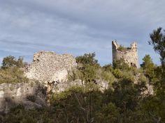 Cosetano: Castell y Torre de Pinyana