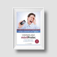 #Diseño de #poster #publicitario. // #Advertising poster #design.