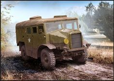 Morris Quad MK III Field Artillery Tractor of the Field Artillery Regiment. Army Vehicles, Armored Vehicles, Coventry, Shanghai, British Armed Forces, 4x4 Van, Heavy And Light, Ww2 History, Morris