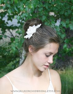 70bfd3aa6ce4a 84 Awesome Bridal Head Pieces   Veils by Cody Loves Cleo images ...