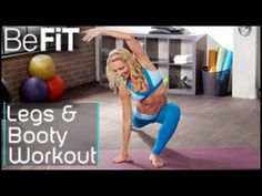 Legs & Booty Shaper Workout with Tracey Mallett is a supercharged, 14-minute dancer-inspired toning workout that uses a special combination of exercises to b...