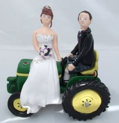 international tractor wedding cake topper 1000 images about polymer fimo wedding cake toppers on 16467