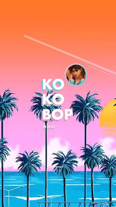 Exo Kokobop, Exo Kai, I Wallpaper, Wallpaper Backgrounds, Kpop Backgrounds, Exo Album, Ko Ko Bop, Exo Lockscreen, Hypebeast Wallpaper