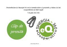 Clip de prensa Jornada de Cooperativas