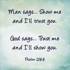 Photo: God's way is always better. Amen?!