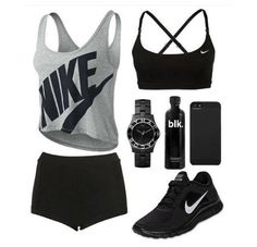 Adorable Nike outfit