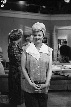 """""""I Love Lucy"""" ~ Lucille Ball and Vivian Vance William Frawley, Lucy And Ricky, Lucy Lucy, Joseph, I Love Lucy Show, Vivian Vance, Queens Of Comedy, Lucille Ball Desi Arnaz, Silly Faces"""