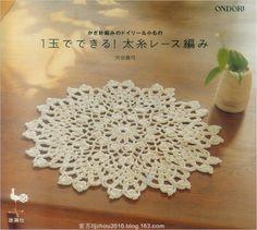 enlace de Revistas de LAbores con multitud de libros de crochet