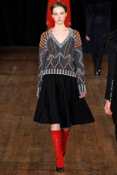 Philosophy di Lorenzo Serafini Fall 2013 Ready-to-Wear Fashion Show