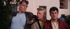 Kenickie(Jeff Conaway),Putzie(Kelly Ward) ,Sonny(Michael Tucci)-Grease(1978)