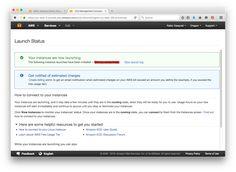 AWS - EC2 Virtual Server in the Cloud ~ www.ProbarNoCuestaNada.com