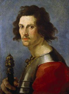 Bernini: Autoritratto come David, 1630
