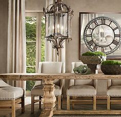 "Chic on a Shoestring Decorating: Restoration Hardware's ""Wish Book"" Publication"