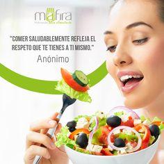 Completa la frase: Me gusta comer saludablemente porque ______________. ☺ Lifestyle