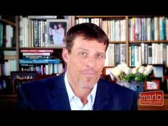 Tony Robbins on What Holds People Back
