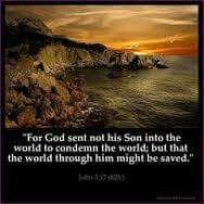 John 3:17 KJV