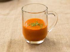 Tomato Soup recipe from Patricia Heaton via Food Network