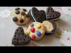 Polymer Clay Cookies