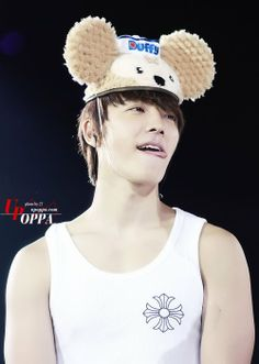 Donghae - 15/10/1986 Happy Birthday... So cute, I love you♡