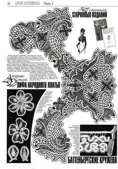 alyona.merletto — «Баттенбергское кружево тесьмой» на Яндекс.Фотках