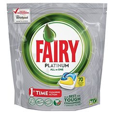 Fairy's dishwasher for cleaning hard stains Cleans your greasy filter against limescale use machine cleaner Built-in salt and rinse aid action along with glass and silver protection   http://www.costlinks.com/uk/product/fairy-platinum-dishwashing-tablets/  #music #video #news #tech #breaking #business #love
