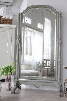 stunning mirror- wish it was mine......