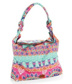 66bdc7315fb5 Flower Hobo Bag from Aeropostale Kinds Of Clothes