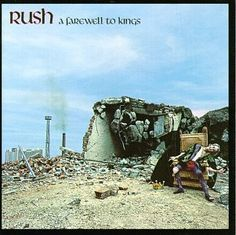 A Farewell to Kings - Killer album and pure classic Rush!