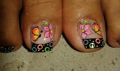 Pedicure Nail Art, Toe Nail Art, Toe Nails, Manicure, Beautiful Nail Art, Gorgeous Nails, Toe Nail Designs, Spring Nails, Polish