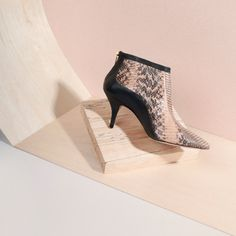 Shop the Reese kitten heel bootie at the official Loeffler Randall store: www.LoefflerRandall.com