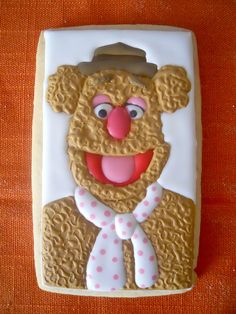 Fozzie Bear by Oh Sugar Events!