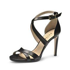 Evita »CARMEN« Sandalette für 230,00€. EVITA Sandaletten aus Glattleder, Hoher Tragekomfort durch Lederinnensohle, Laufsohle aus Echtleder, High Heels bei OTTO