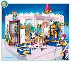 extension chateau princesse 4255 pièce aux trésors
