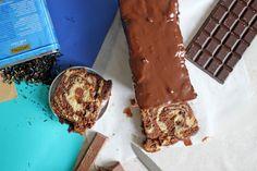 Cake marbré nappage chocolat pour la Fête des pères http://chapeaumelon.net/2016/06/14/marbre-nappage-chocolat-fete-peres/