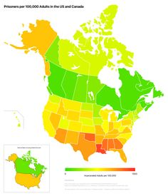 US states and Canadian provinces/territories by Human Development ...
