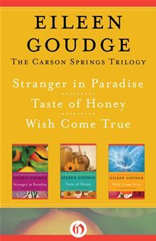Three addictive novels of romance and suspense in a small California townIn Stranger in Paradise, the first book of Eileen Goudge's bestselling Carson…  read more at Kobo.
