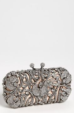 Tasha 'Crystal Pond' Clutch available at #Nordstrom