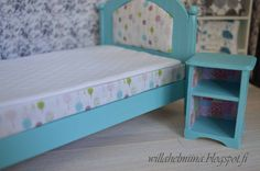 Pikkuprinsessan nukkekoti Willa Helmiina/Dollhouse to my little Princess